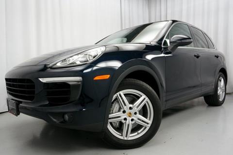 2015 Porsche Cayenne for sale in Huntingdon Valley, PA