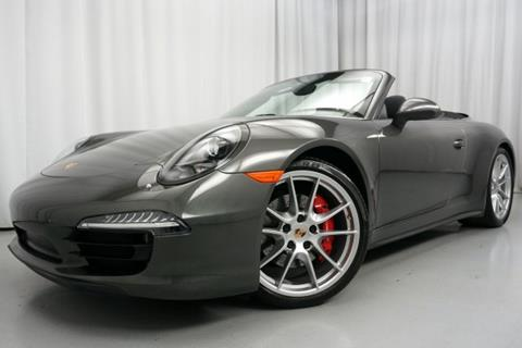 2015 Porsche 911 for sale in Huntingdon Valley, PA