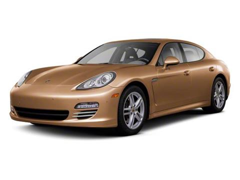 2011 Porsche Panamera for sale in Huntingdon Valley, PA