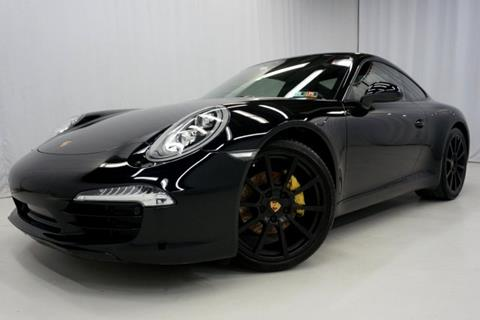 2016 Porsche 911 for sale in Huntingdon Valley, PA
