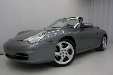 2002 Porsche 911 for sale in Huntingdon Valley, PA