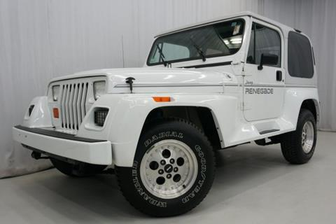 1993 Jeep Wrangler for sale in Huntingdon Valley, PA