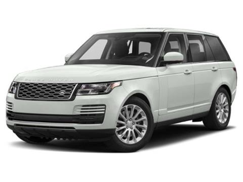2018 Land Rover Range Rover for sale in Huntingdon Valley, PA
