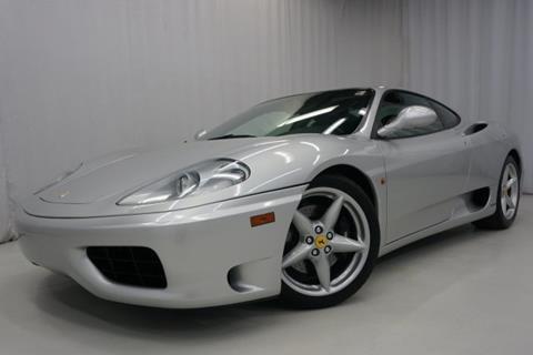 2003 Ferrari 360 Modena for sale in Huntingdon Valley, PA