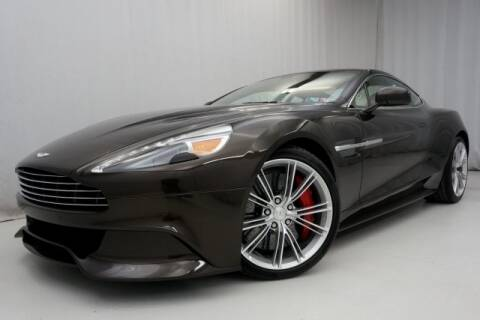 2014 Aston Martin Vanquish for sale at Motorcars of the Main Line in Huntingdon Valley PA