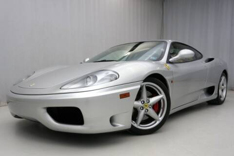 2004 Ferrari 360 Modena for sale at Motorcars of the Main Line in Huntingdon Valley PA