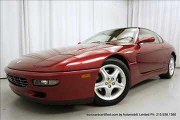 1997 Ferrari 456GT
