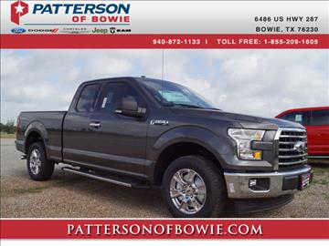 2017 Ford F-150 for sale in Bowie, TX