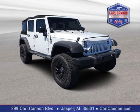 2018 Jeep Wrangler Unlimited for sale in Jasper, AL