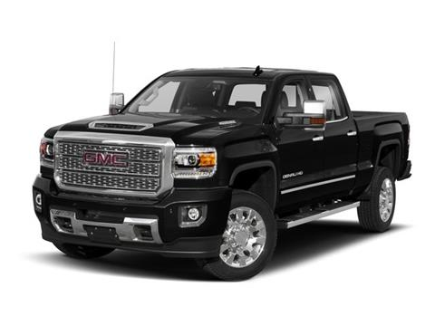 2018 GMC Sierra 2500HD for sale in Jasper, AL