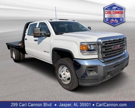 2019 GMC Sierra 3500HD CC for sale in Jasper, AL