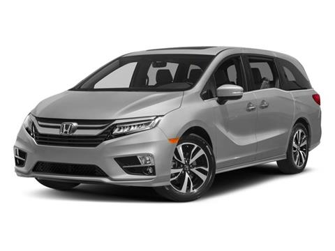 2018 Honda Odyssey for sale in Jasper, AL