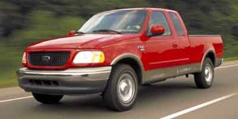2002 Ford F-150 for sale in Jasper, AL