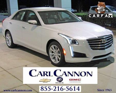 2017 Cadillac CTS for sale in Jasper, AL