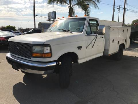 1995 Ford F-350 Super Duty for sale in Long Beach, CA
