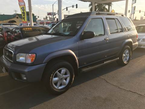 2002 Nissan Pathfinder for sale in Long Beach, CA