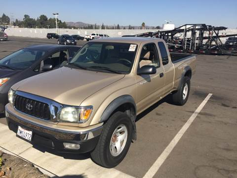 2004 Toyota Tacoma for sale in Long Beach, CA