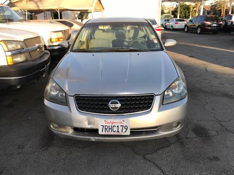 2006 Nissan Altima for sale in Long Beach, CA