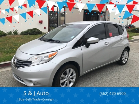 2015 Nissan Versa Note for sale in Long Beach, CA