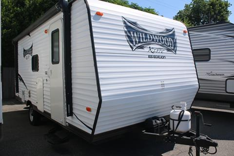 2014 Forest River Wildwood for sale in Warner Robins, GA