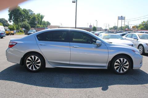 2017 Honda Accord Hybrid for sale in Warner Robins, GA