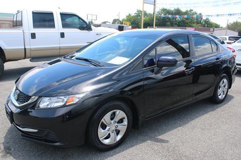 2015 Honda Civic for sale in Warner Robins, GA