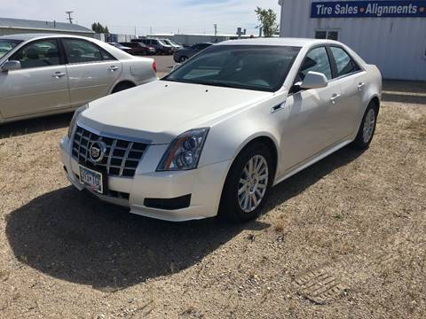 2013 Cadillac CTS for sale at ABS Auto Sales in Roseau MN