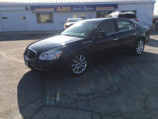 2007 Buick Lucerne for sale at ABS Auto Sales in Roseau MN