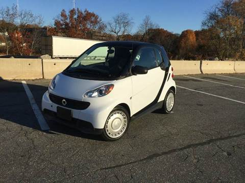 2013 Smart fortwo for sale at Velocity Motors in Newton MA