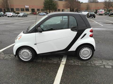 2009 Smart fortwo for sale at Velocity Motors in Newton MA