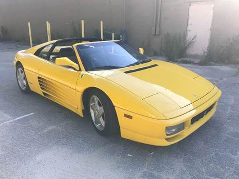 1991 Ferrari 348 for sale at Velocity Motors in Newton MA