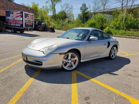 2002 Porsche 911 for sale in Newton, MA