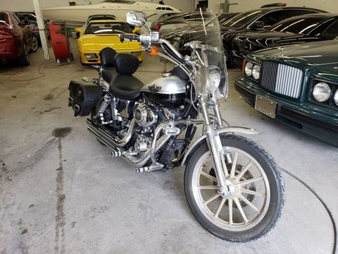 2003 Harley-Davidson DYNA LOW RIDER for sale at Velocity Motors in Newton MA