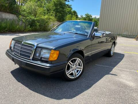 1993 Mercedes-Benz 300-Class for sale at Velocity Motors in Newton MA