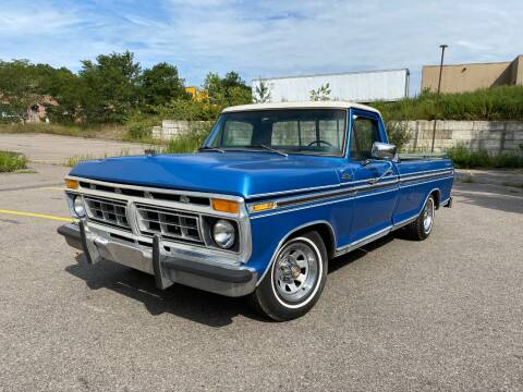 1977 Ford F-100 for sale at Velocity Motors in Newton MA
