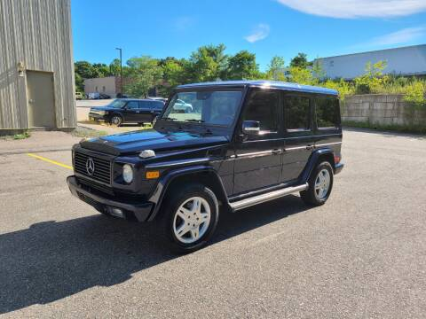 2003 Mercedes-Benz G-Class for sale at Velocity Motors in Newton MA