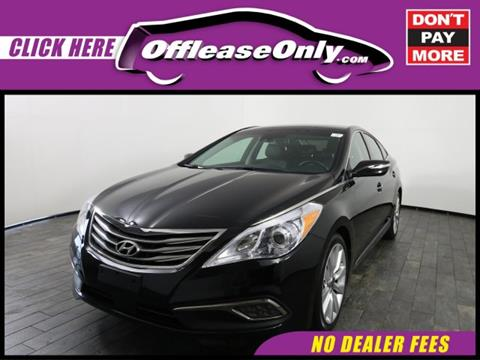 2016 Hyundai Azera for sale in Miami, FL