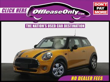 2016 MINI Hardtop for sale in Miami, FL