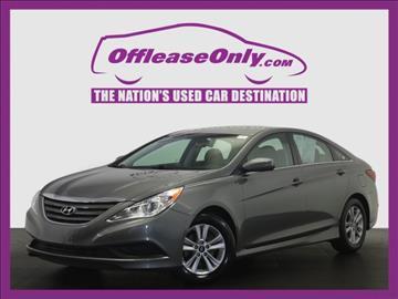 2014 Hyundai Sonata for sale in Miami, FL