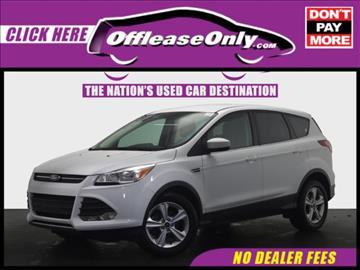 2014 Ford Escape for sale in Miami, FL