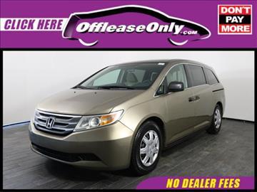 2013 Honda Odyssey for sale in Miami, FL