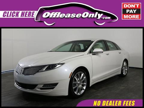 2015 Lincoln MKZ for sale in Miami, FL