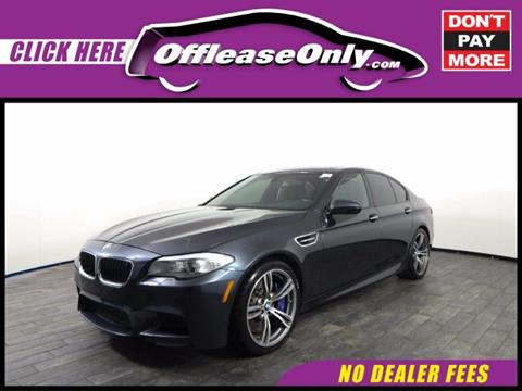2013 BMW M5 for sale in Miami, FL