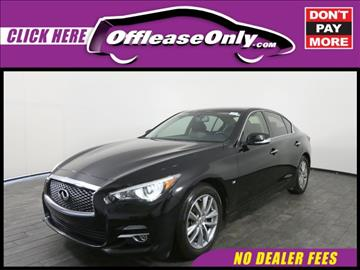 2014 Infiniti Q50 for sale in Miami, FL