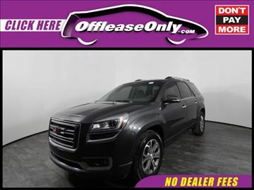 2014 GMC Acadia for sale in Miami, FL