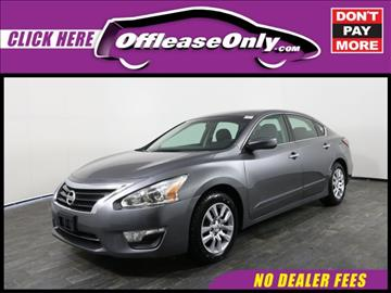 2014 Nissan Altima for sale in Miami, FL