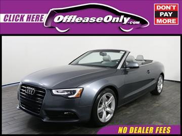 2014 Audi A5 for sale in Miami, FL