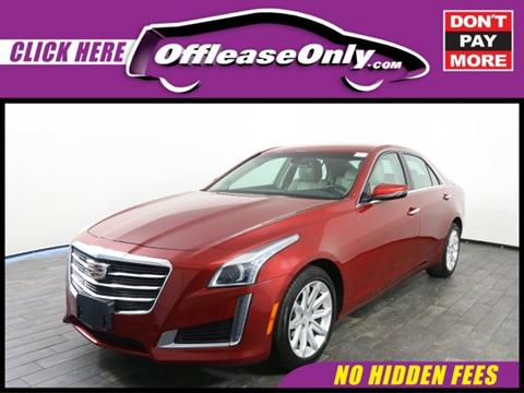 2015 Cadillac CTS for sale in Miami, FL