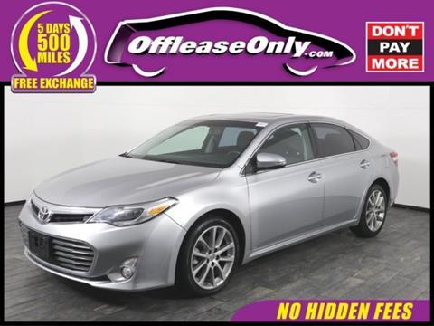 2015 Toyota Avalon for sale in Miami, FL