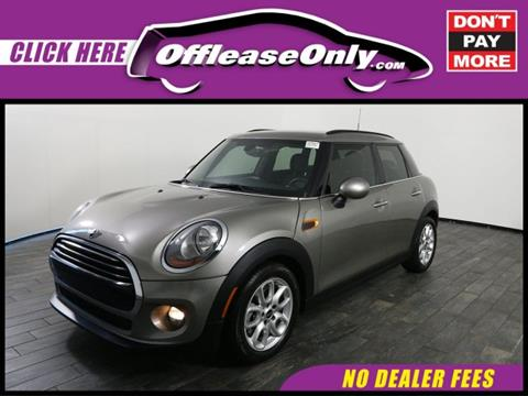 2016 MINI Hardtop 4 Door for sale in Miami, FL